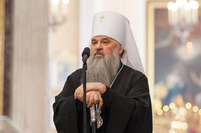 У руководителя петербургской епархии Варсонофия увидели часы за2,5 млн руб.