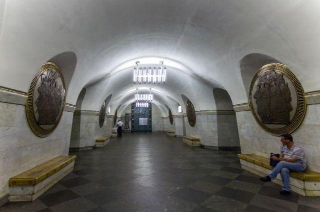 Станции метрополитена «Вокзальная»