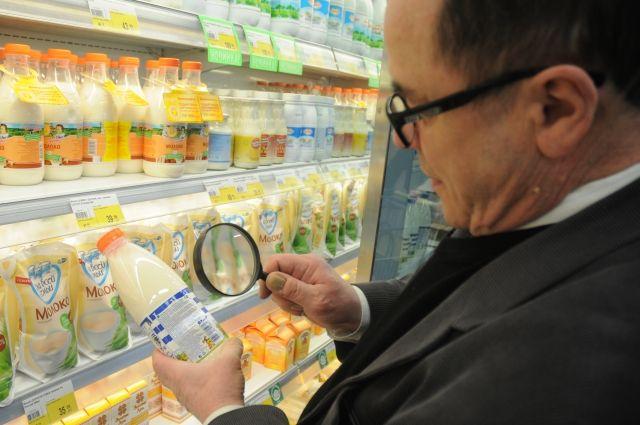 Более тысячи тонн молока изъяты из продажи.