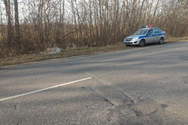 ВДонском в трагедии пострадал мотоциклист