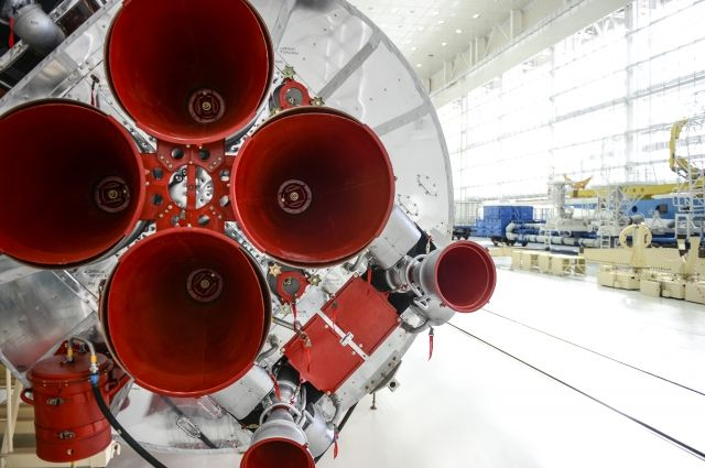 «Роскосмос» отменил поставки ракет Франции из-за невыплаты поделу ЮКОСа