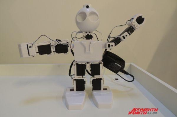 Робот с которым можно научиться разговаривать на английском языке