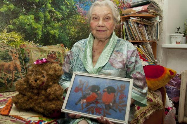 Галина Ивановна уверена: вместо жалоб на жизнь нужно научиться дарить людям добро и красоту.
