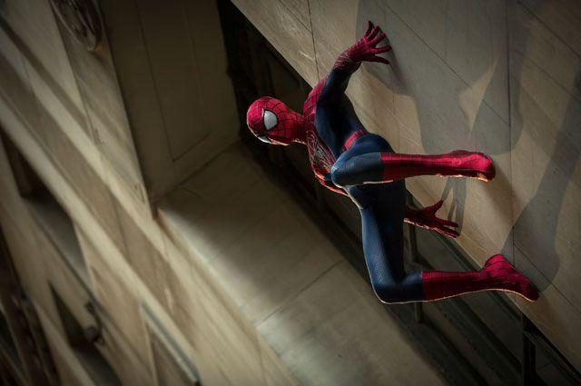 ВДимитровграде появился собственный человек-паук