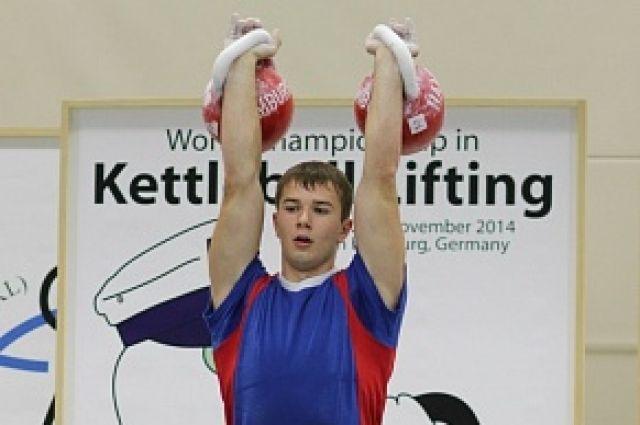 Томичи взяли три золота наЧМ погиревому спорту