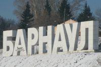 Буквы «Барнаул» в Нагорном парке часто сравнивают с надписью Hollywood в Лос-Анджелесе.