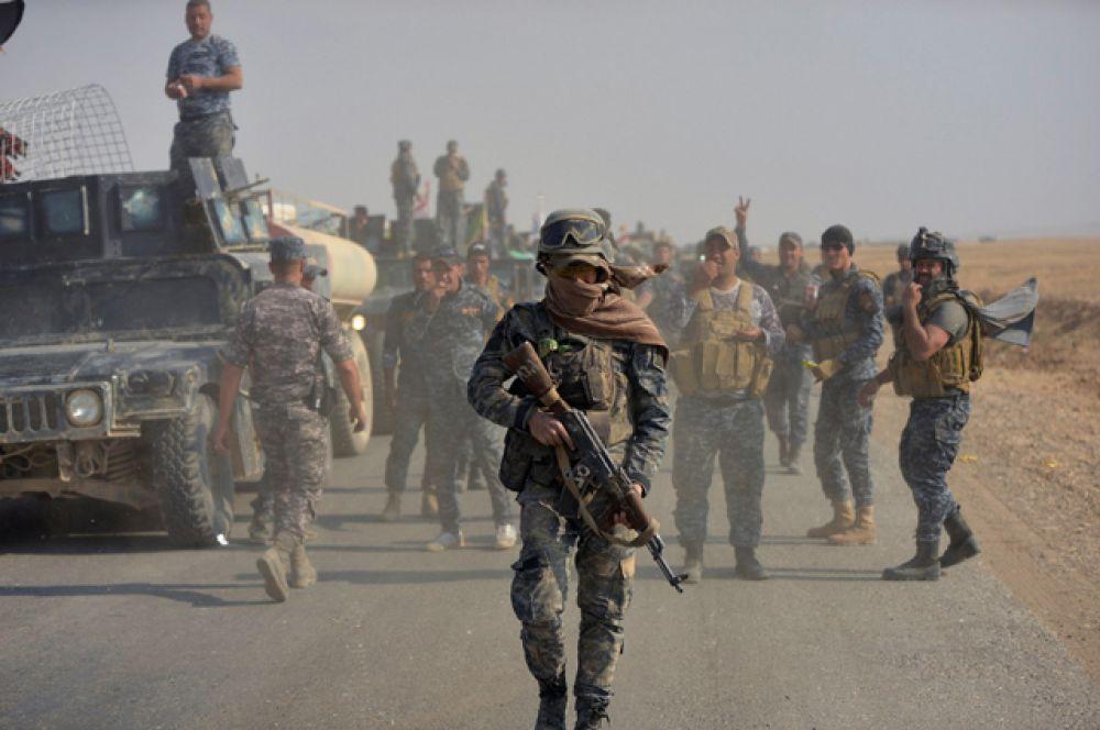 22 октября боевики ИГ казнили почти 300 человек в районе Мосула.