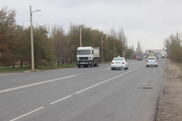 ВВолгоградской области завершен масштабный ремонт объездной дороги Волжского