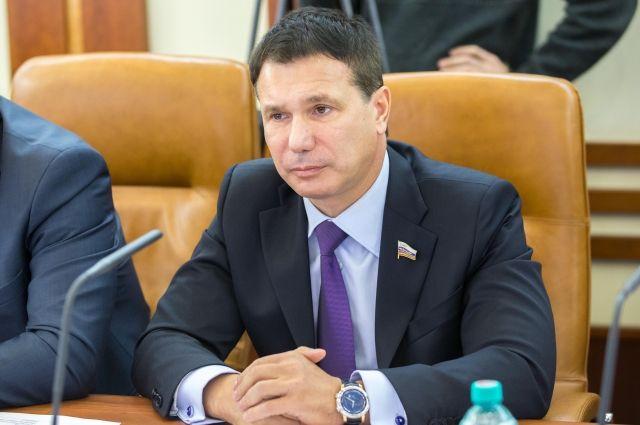 Фото пресс-службы Совета Федерации