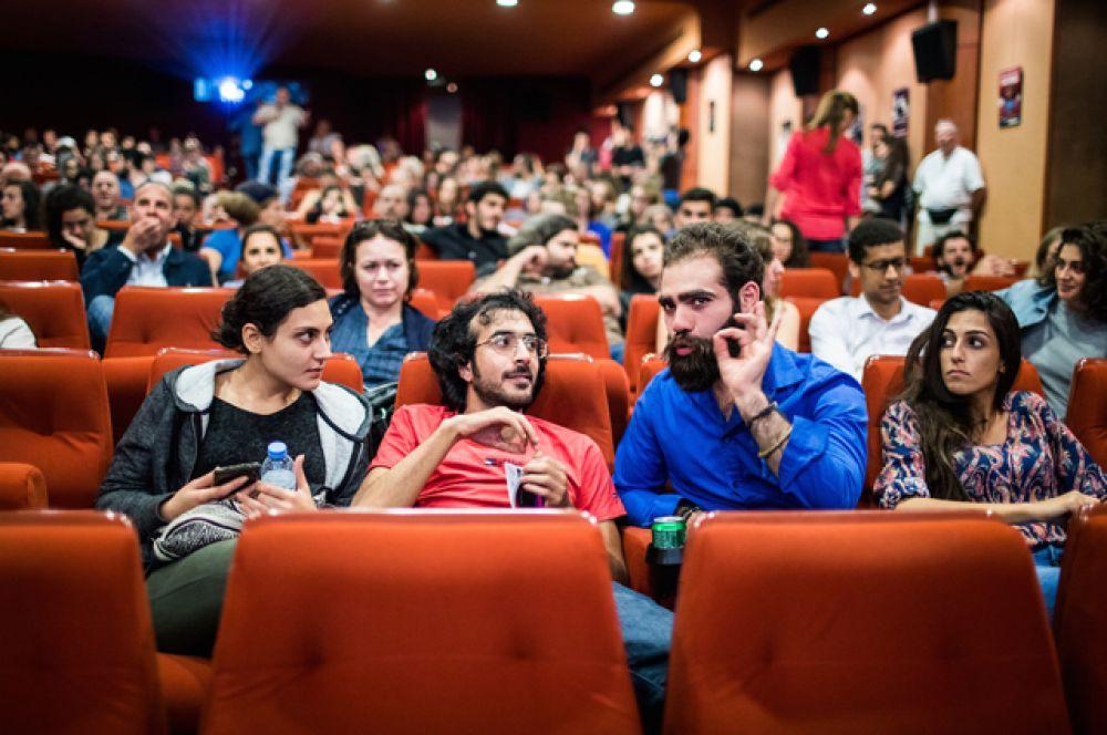 Первый фестиваль российского кино в Ливане.