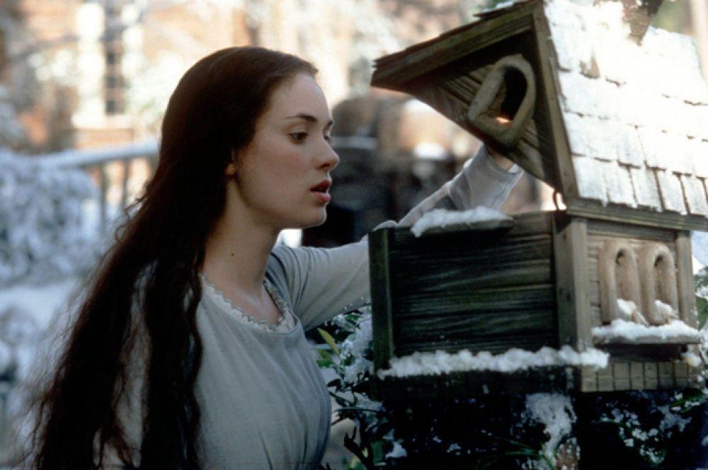В 1994 году Вайнона сыграла в экранизации романа американской писательницы Луизы Мэй Олкотт «Маленькие женщины». Роль принесла ей номинацию на «Оскар».