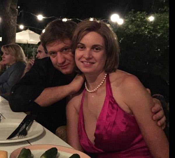 Ольга Данилюк - жена министра финансов Украины, Александра Данилюка
