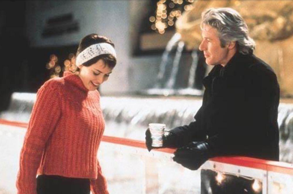 В 2000 году актриса снялась в мелодраме «Осень в Нью-Йорке» вместе с Ричардом Гиром. Картина была раскритикована, а актёрский дуэт Райдер – Гир — номинирован на антинаграду «Золотая малина» как «худшая пара».