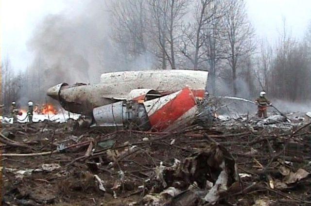 ВПольше собираются провести эксгумацию тел жертв Смоленской авиакатастрофы