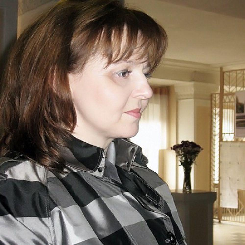 Супруга Арсена, Инна Авакова. Напомним, что господин Аваков - министр внутренних дел Украины