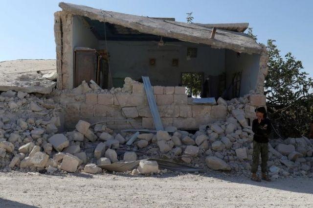 СБООН призвал расследовать последние обстрелы школ вСирии