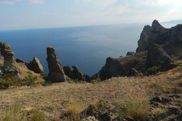 Власти Крыма проинформировали обувеличении турпотока
