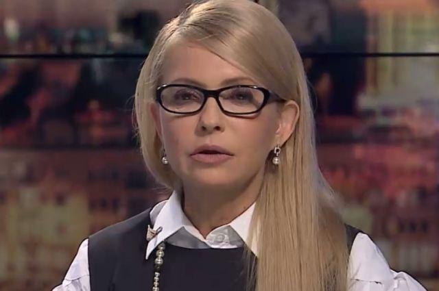 Тимошенко обвинила родственников Порошенко врейдерстве