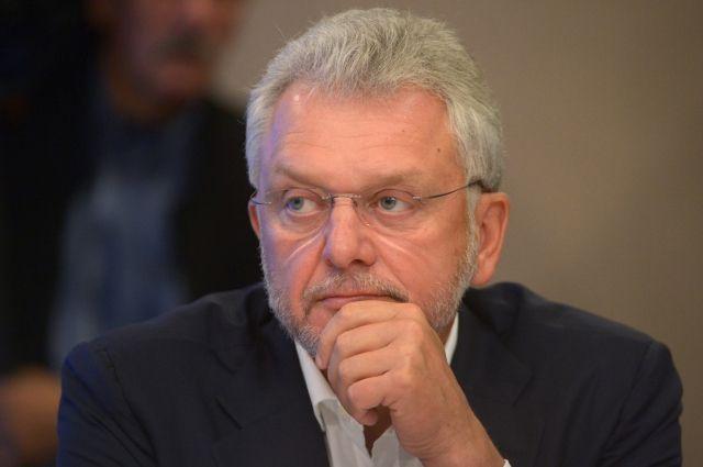 Виктора Христенко переизбрали президентом Ассоциации гольфа России