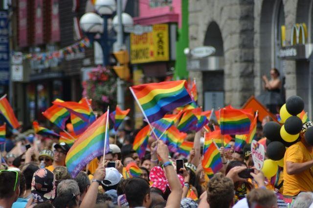 Челябинские меньшинства подали заявку напроведение гей-парада