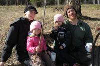 Джастас с семьей более 20 лет живет в России.