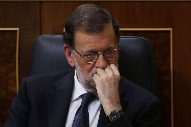 Мариано Рахой принял предложение сформировать новое правительство Испании