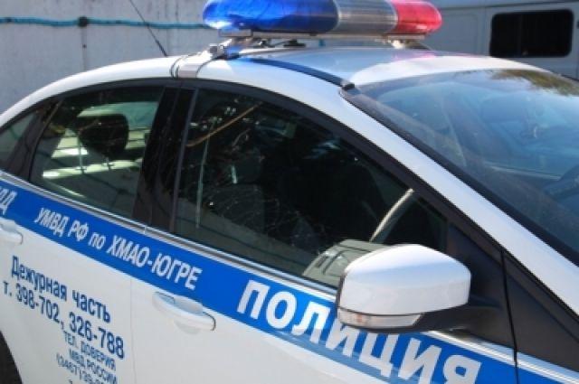 ВНижнем Тагиле нетрезвый шофёр ВАЗ протаранил автомобиль ГИБДД