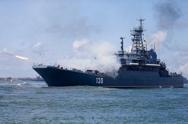 ВБалтийске отмечают 320-летие образования ВМФ иДень моряка-надводника
