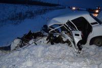 В авариях погибли люди