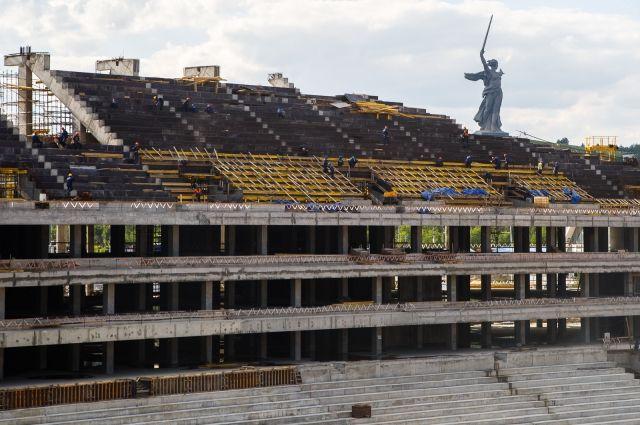 Руководство перераспределило средства настроительство стадионов кЧМ