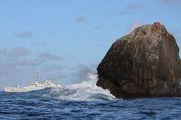 Остров Роколл.