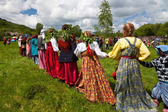 На Алтае развивают сельский туризм