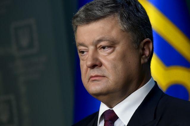 Украина выполнила все 144 требования относительно безвиза— Порошенко