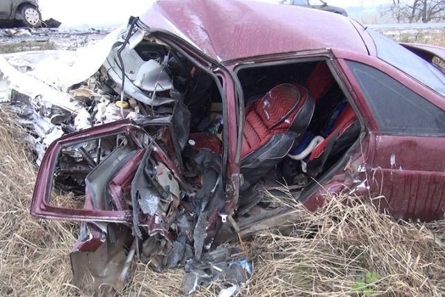 Три человека погибли вДТП навологодской трассе
