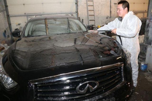 Автосервис предлагает качественные кузовные работы по низким ценам.