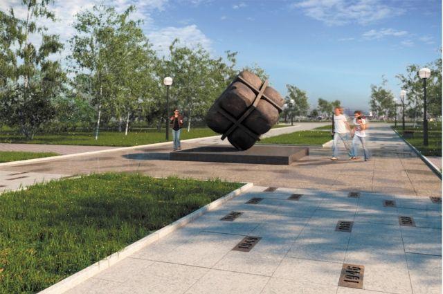 Новый памятник появится в сквере на Лисихе.