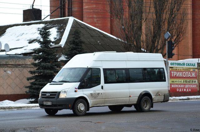 Тюменские автоинспекторы задержали нетрезвого водителя маршрутки