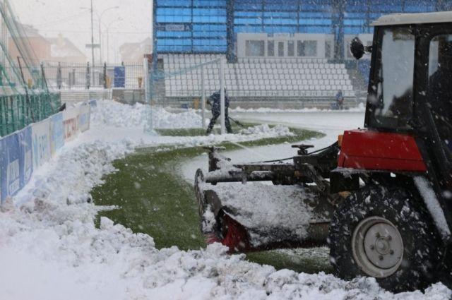 Наматче вОренбурге «Крылья Советов» будут поддерживать 200 болельщиков