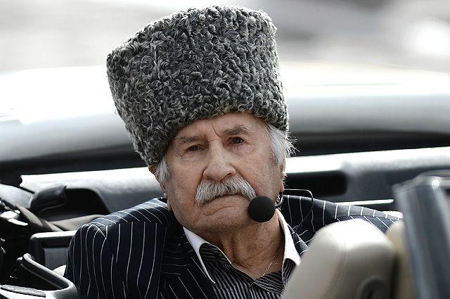 Владимир Зельдин. Сентябрь 2016 года.