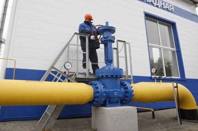 Украина призовет EC отказаться от русского газа