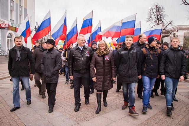 В Пензенской области пройдут праздничные мероприятия, посвященные Дню народного единства.