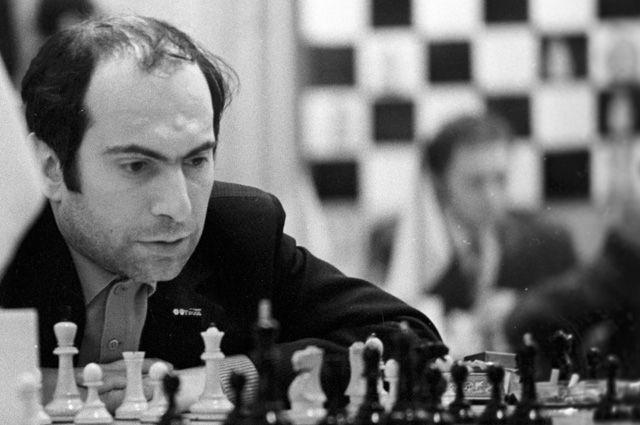 Михаил Таль, 1971 г.