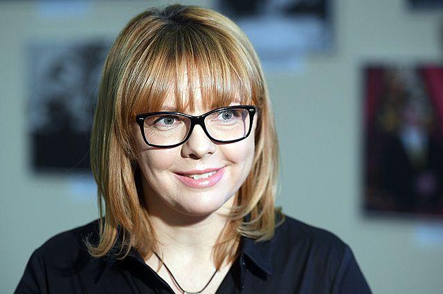 Журналист Фекла Толстая.