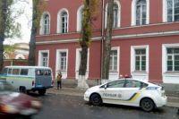 Здание, где произошел взрыв