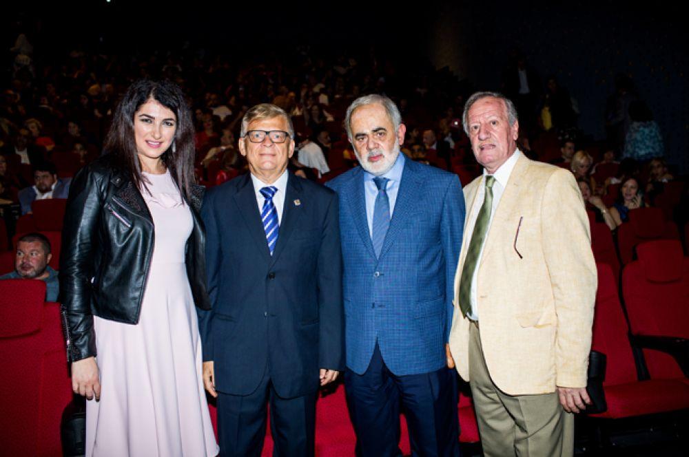 Финальным сеансом третьего дня стал фильм Александра Котта «Испытание» — победитель Кинотавра-2014.