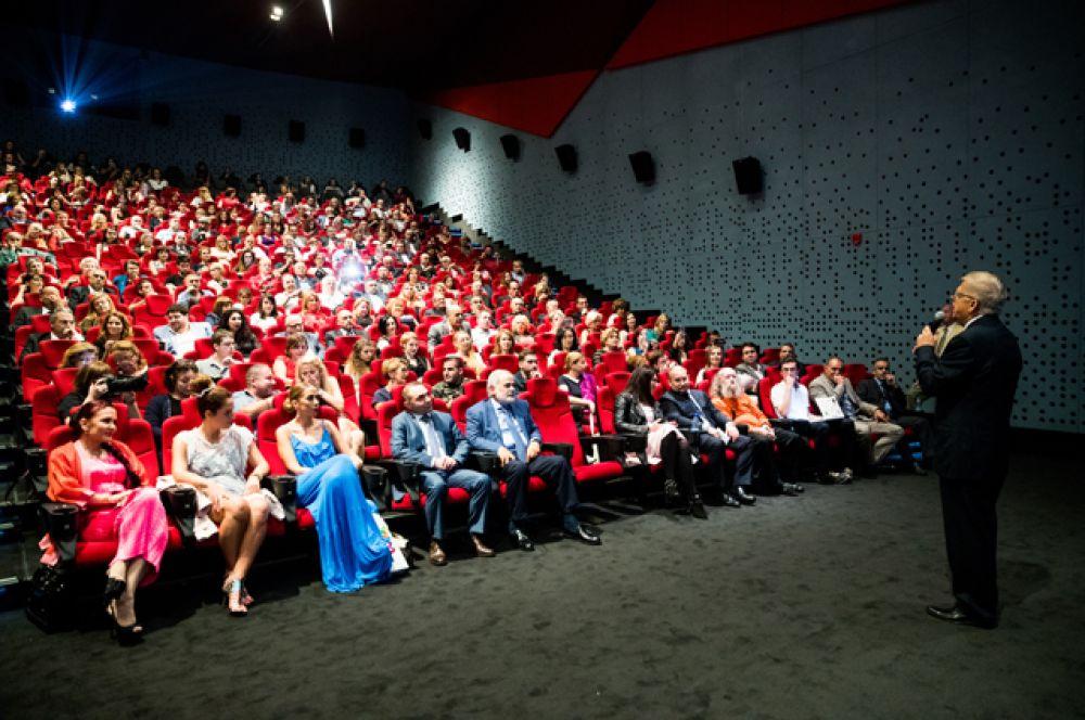 Третий фестивальный день был посвящен короткометражному  и анимационному кино.