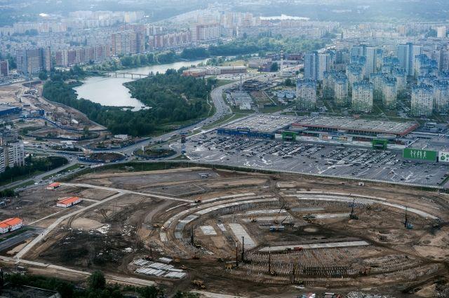 Срок ввода стадиона «Нижний Новгород» перенесен