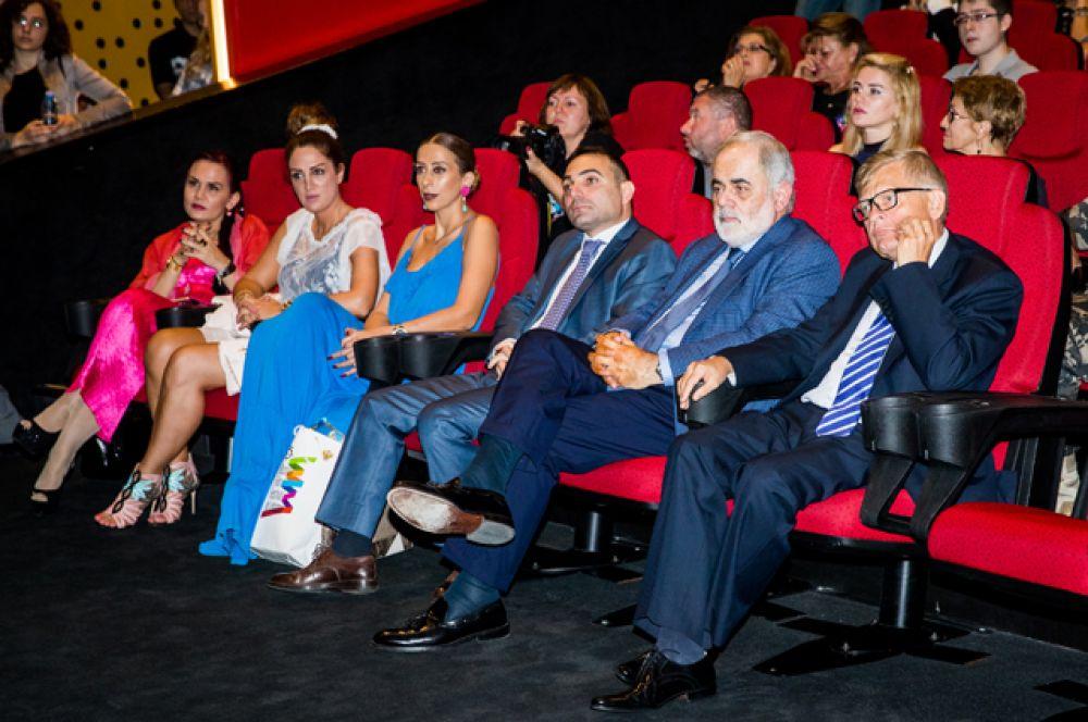 В рамках этого дня было показано 3 картины: фильм Гарри Бардина «Слушая Бетховена», «Последний» Сергея Пикалова и «Саламанка» Руслана Федорова и Александры Кулак.