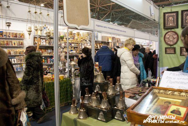 ВРязани откроется первая Православная выставка