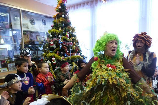 Новогодние праздники вкрасноярских школах пройдут вновом формате